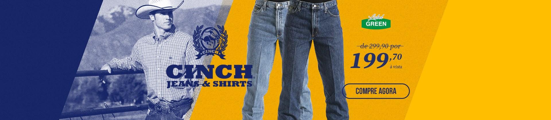 calça Cinch