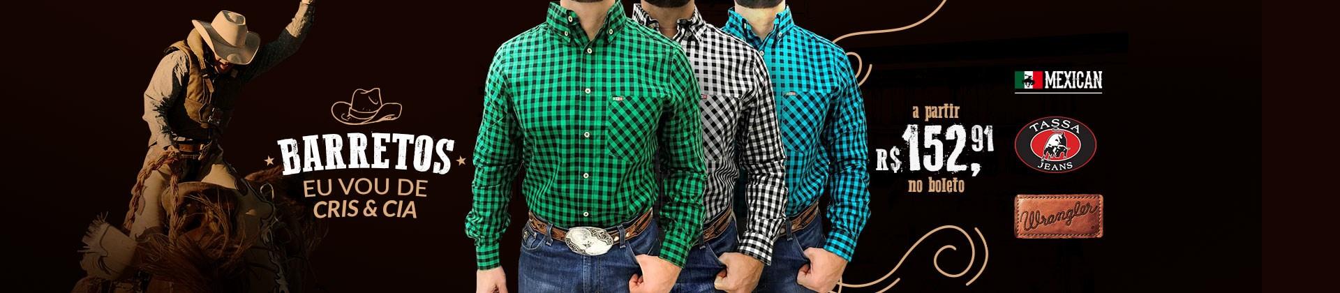 Banner Barretos Camisas -