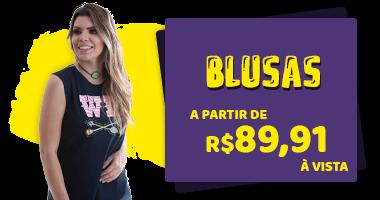 Mini Banner - Blusas