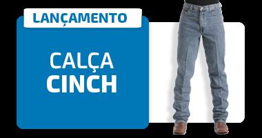 Mini Banner - calça cinch