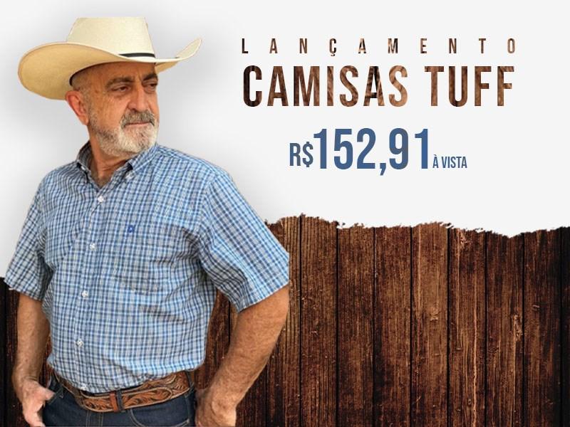 Banner - Camisa Tuff Lançamento