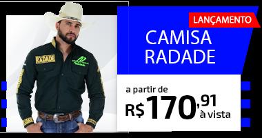 Mini Banner - Camisa Radade