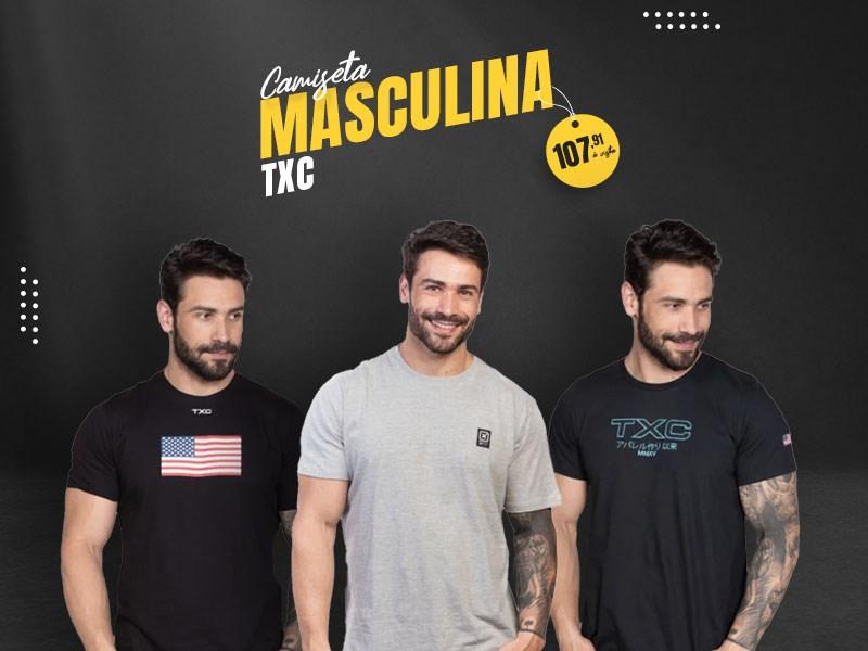 Banner - Camiseta TXC