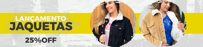 Banner - Jaqueta