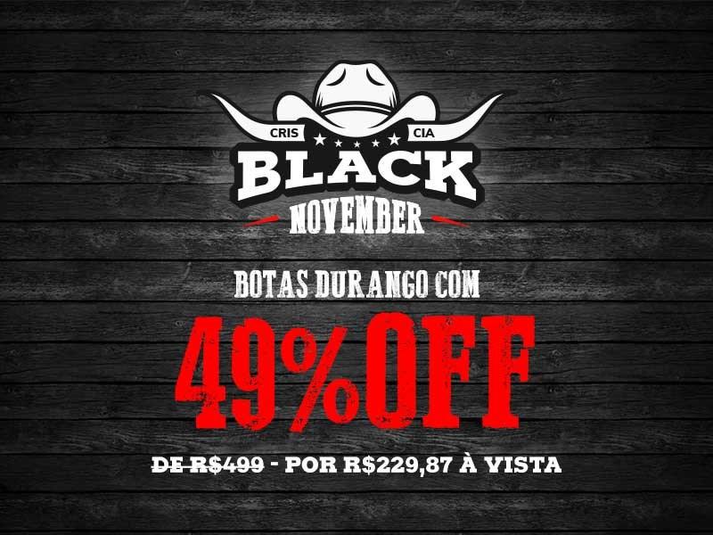 Durango 49% Off Black Friday