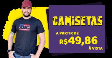 Mini Banner - Camiseta