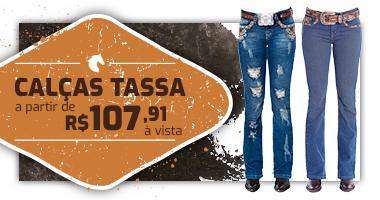 Mini Banner - Calças Tassa