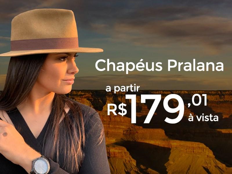 banner - Chapéus Pralana