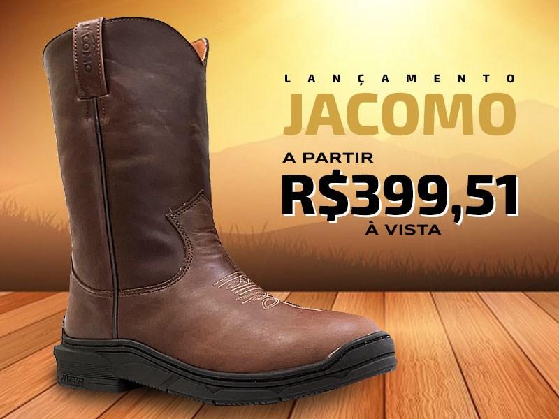 Banner - Jácomo Tênis
