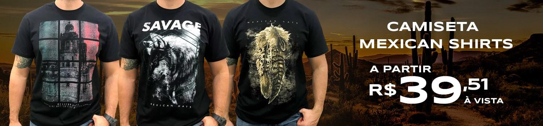 Banner - Camiseta Mexican Shirts