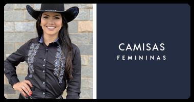 Mini Banner - Camisa Feminina
