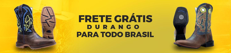 Banner - Frete Grátis Durango