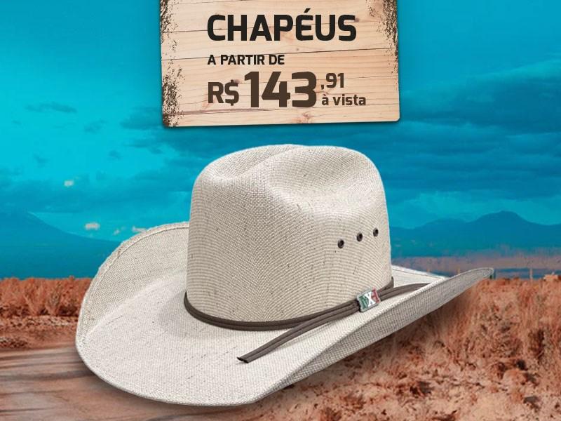 Banner - Chapéus