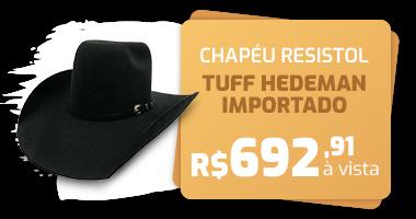MB - Chapeu Resistol
