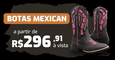 Botas Mexican