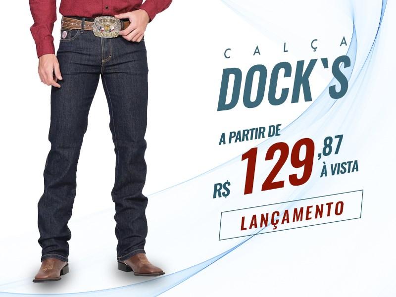 Banner - Calça dock's