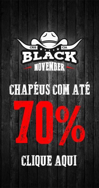 Black 2020 - Chapeus Carrossel