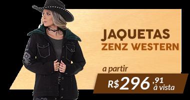 Mini Banner - Jaqueta zenz
