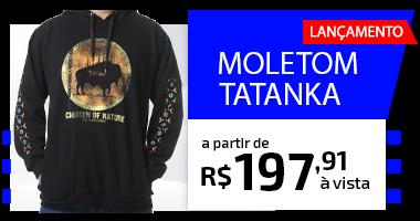 Mini Banner - moletom Tatanka