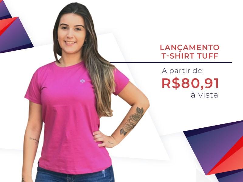 Banner - T-shirt  TUFF