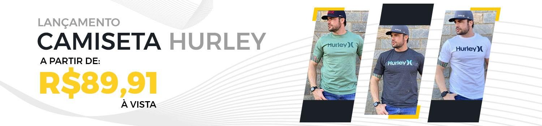 Banner - Camiseta Hurley