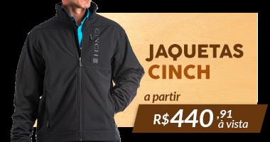 Mini Banner - Jaqueta Cinch Junho