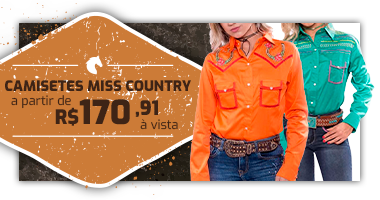 Mini Banner - Camisete Miss Country