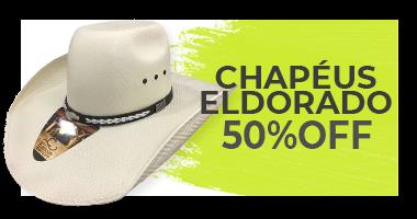 Mini Banner SDC: Chapéu Eldorado
