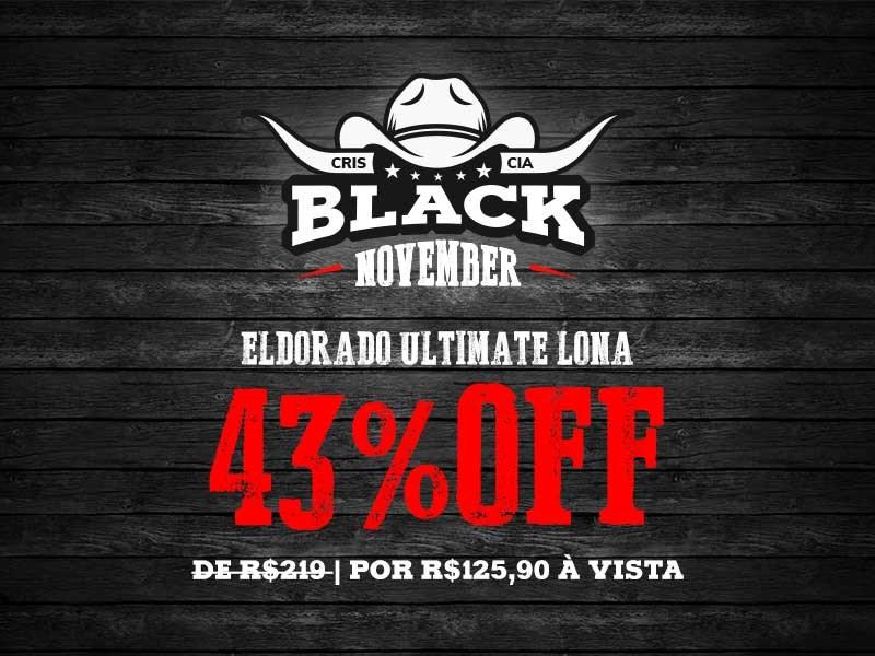 Eldorado Ultimate Black