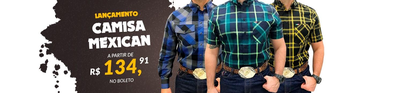 BD - Camisa Mexican Lançamento