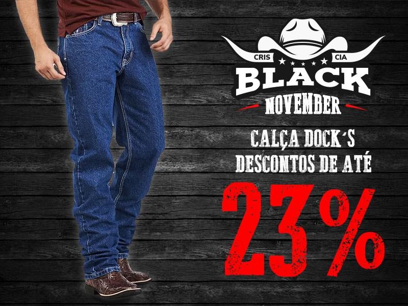 Banner - black Friday Dock's