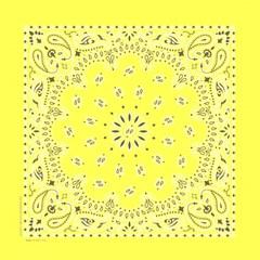 Bandana Classic Amarelo
