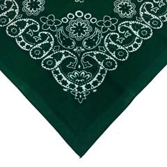 Bandana Classic Verde Musgo 1303-FW