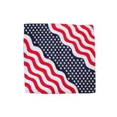 Bandana Importada Bandeira com motivo dos E.U.A. 1333-FW