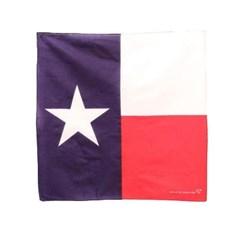 Bandana Importada Bandeira Texas E.U.A 1329-FW