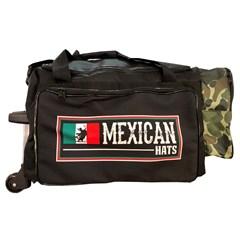Bolsa de Tralha Mexican Hats Preto/Camuflado BLST-MXH-05