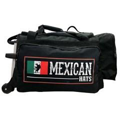 Bolsa de Tralha Mexican Hats Preto MXH-BLST