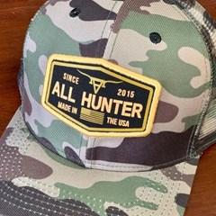 Boné All Hunter Camuflado/Tela 816