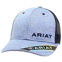 Boné Ariat Importado Azul Mescla/Tela Azul Marinho A300004903