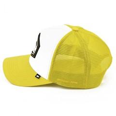 Boné Gringa'S Western Wear Amarelo/ Branco TRK-054