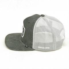 Boné Gringa'S Western Wear Cinza/ Tela Branco SNR-019