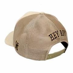 Boné Hey Roy Creme/ Tela 5011
