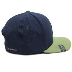 Boné Hurley Azul Marinho/Verde 637876A