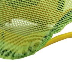 Boné Jácomo Amarelo/Tela Verde Neon