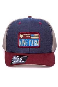 Boné King Farm 37-02