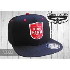 Boné King Farm Preto AB380