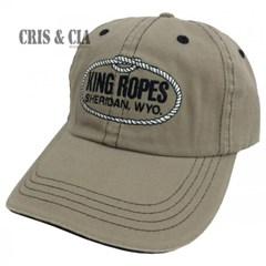 Boné King Ropes Importado Caki - BK904