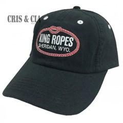 Boné King Ropes Importado Preto - BK904