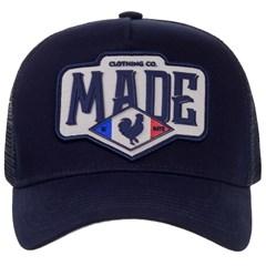 Boné Made In Mato Azul Marinho/Tela B1550