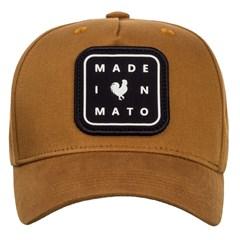 Boné Made In Mato Caramelo B1570
